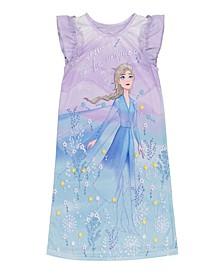 Frozen Little Girls Nightgown