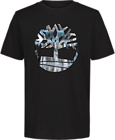 Big Boys Holo Tree T-shirt