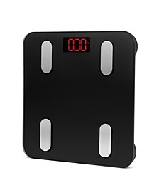 Smart Fitness Scale with Resistance Bands