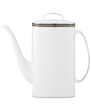 kate spade new york Union Street Coffee Pot