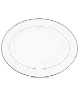 Sugar Pointe Oval Platter