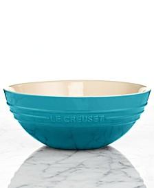 Large Enameled Bowl