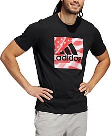 Men's Flag Logo T-Shirt