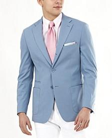 Men's Knit Slim Fit Blazer