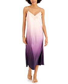 Satin Ombré Nightgown, Created for Macy's