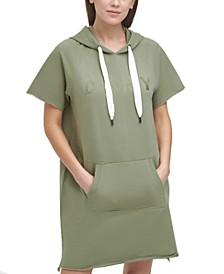 Sport Women's Cotton Sweatshirt Dress