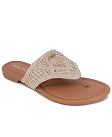 Women's Kallan Thong Flat Sandal