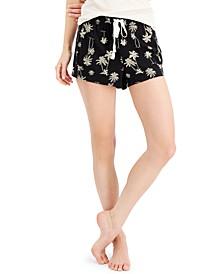 Printed Pajama Shorts, Created for Macy's
