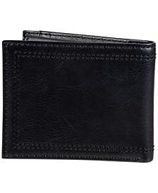 Men's Delgado RFID Passcase Wallet