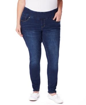 Plus Size Nora Skinny Leg Jeans