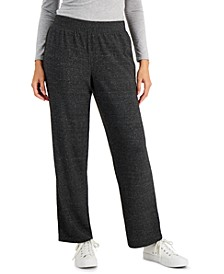 Terry Pull-On Pants, Created for Macy's