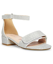 Big Girls Adaptive Dress Sandal