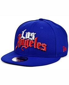 Los Angeles Clippers Hoop Team 9FIFTY Cap