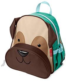 Zoo Little Kid Pug Backpack