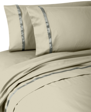 Image of Closeout! Waterford Pair of Kiley King Pillowcases Bedding