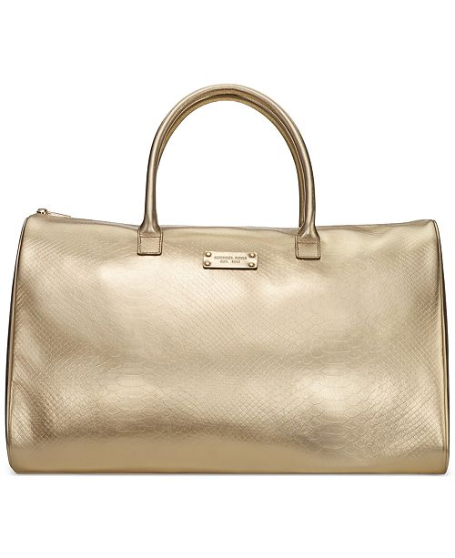 Michael Kors Receive a Complimentary Weekender Bag with $95