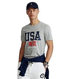 Men's ECOFAST Pure Team USA Jersey T-Shirt