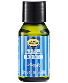 The Pre-Shave Oil, Lavender, 1 Fl Oz