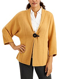 Petite Topper Sweater, Created for Macy's