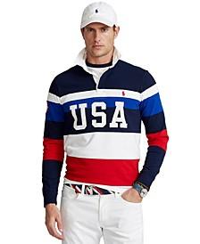 Men's Team USA Rugby Shirt