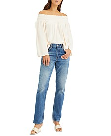 Be Free Off-The-Shoulder Top