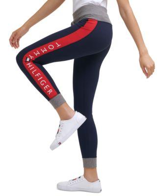 Side-Striped Jogger Pants