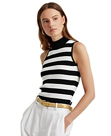 One-Shoulder Sleeveless Top