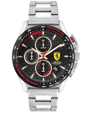 Men's Chronograph Pilota Evo Stainless Steel Bracelet Watch 44mm