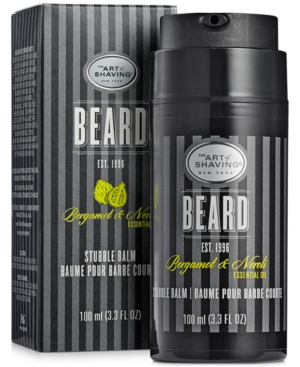 Bergamot and Neroli Stubble Balm