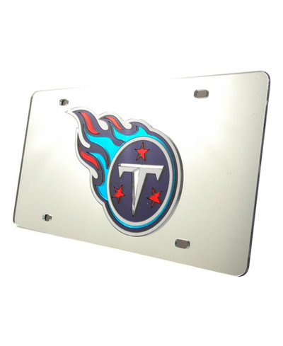 Rico Industries Tennessee Titans License Plate