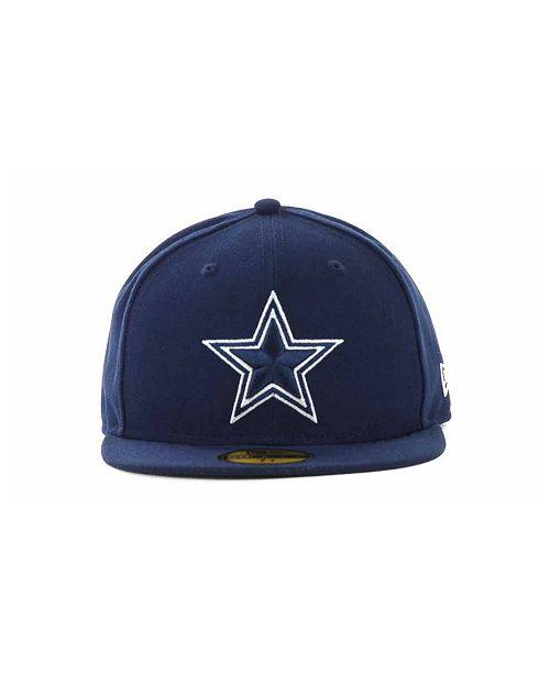 7d726a57f90 New Era. Dallas Cowboys NFL Classic On Field 59FIFTY Fitted Cap. Be the  first to Write a Review.  37.99