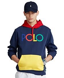 Men's Logo Double-Knit Hoodie