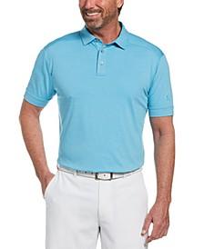 Men's Soft-Textured Polo Shirt