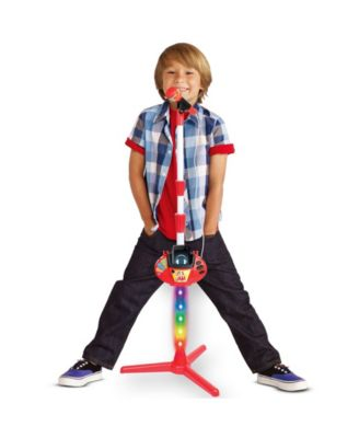 Toy Chef Kids Microphone Karaoke Style Music Stand