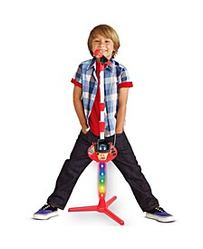 Kids Microphone Karaoke Style Music Stand
