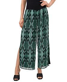 Rainforest Textures Pull-On Pants