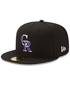 Colorado Rockies 2021 Father's Day 59FIFTY Cap