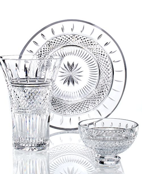 Waterford Irish Lace Collection Bowls Vases Macys