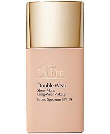 Double Wear Sheer Long-Wear Foundation SPF19