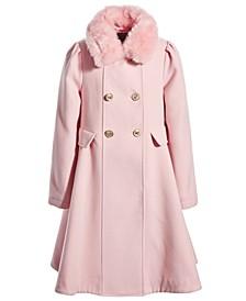 Big Girls Princess Coat