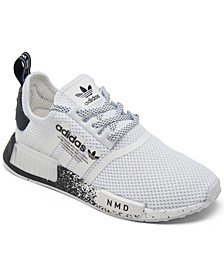 Big Kids' NMD R1 Spectoo Spotlight 2.0 Casual Sneakers from Finish Line