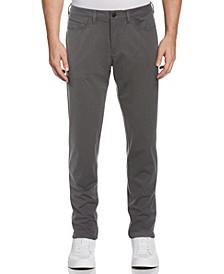 Men's Motion Slim-Fit 5-Pocket Performance Stretch Pants