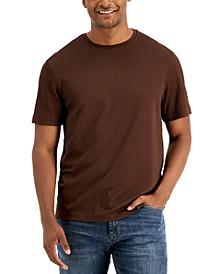 Men's Supima® Blend Crewneck Short-Sleeve T-Shirt, Created for Macy's