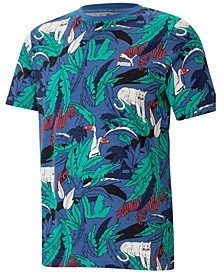 Men's Classic Allover Print T-Shirt