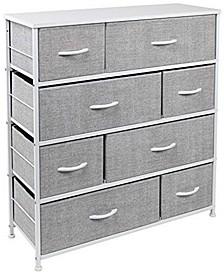 8-Drawers Chest Dresser