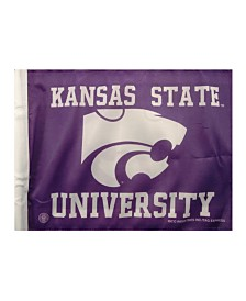 Rico Industries  Kansas State Wildcats Car Flag