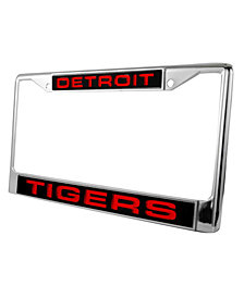 Rico Industries Detroit Tigers Laser License Plate Frame