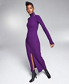 Misa Hylton Ribbed Maxi Dress, Created for Macy's