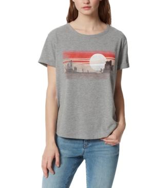 Carleigh Desert Sunset Graphic T-Shirt