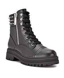 Women's Pimmz Lug Sole Boots